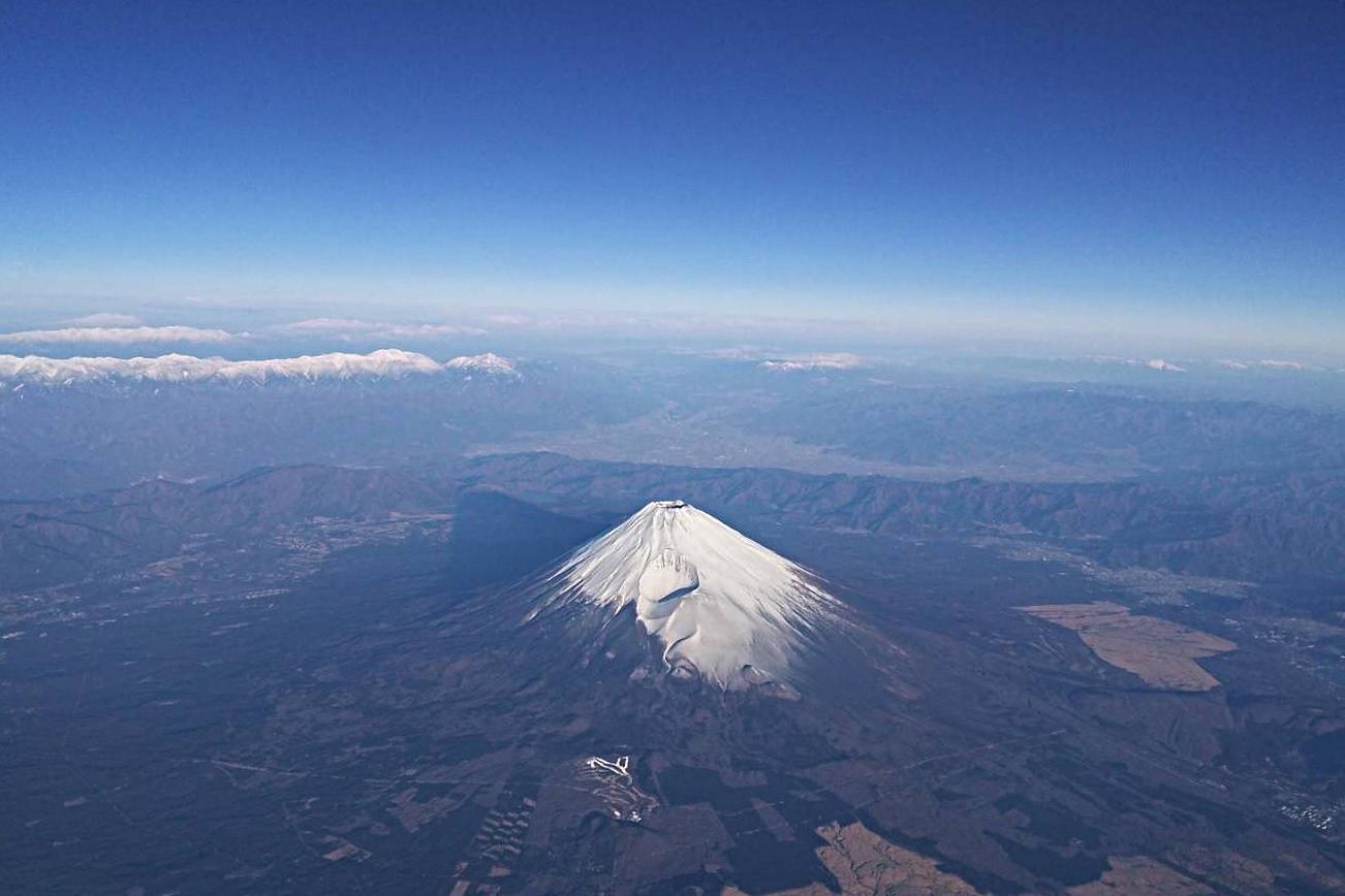 空撮クルーが見た景色 Vol.2 ~富士山編~